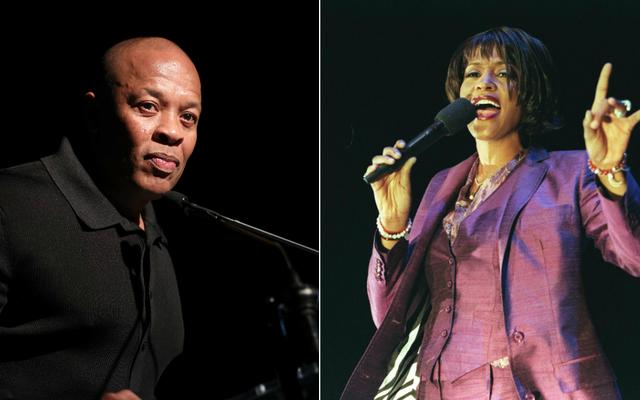 Certaines de vos chansons préférées de Dr. Dre, Whitney Houston viennent d'être intronisées à la Bibliothèque du Congrès