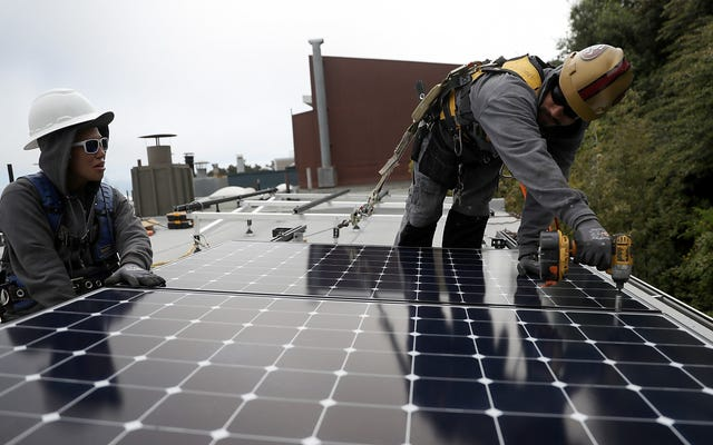 Energi Terbarukan Tidak Menyalahkan Pemadaman di California