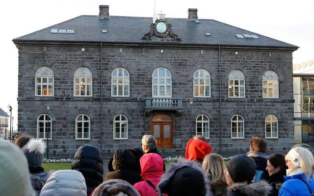 アイスランドは、証拠となる企業が男性と女性に平等に支払うことを要求するかもしれない
