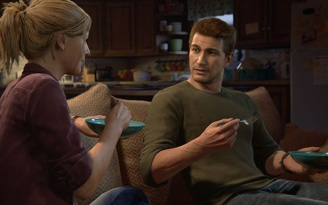 Uncharted 4: Bir Hırsızın Sonu bize inciten kahramanlar verir