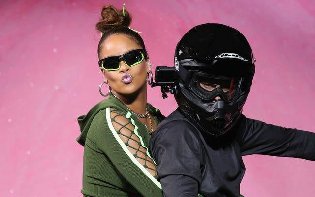 Sogar Rihanna konnte die Retailpocalypse nicht überstehen