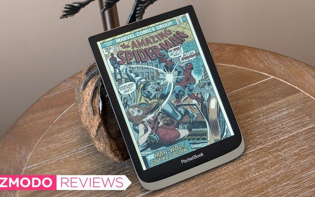 Jest wreszcie dobry kolorowy tablet E Ink do komiksów