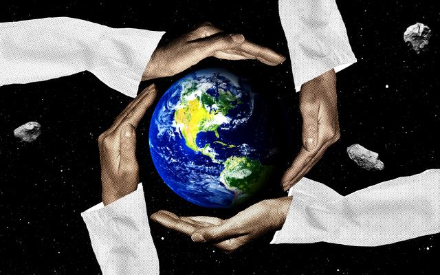 ¿Quién protege la Tierra de los asteroides?