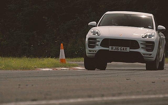 Une Porsche Macan Turbo peut-elle tirer son poids contre une BMW M2 ?