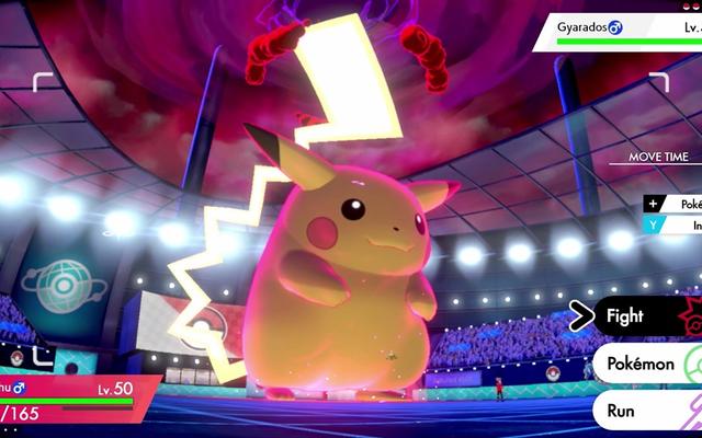 Miecz i tarcza Pokémon wyłączają niektóre telewizory [aktualizacja]