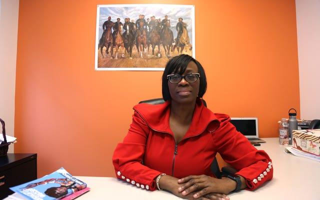 Cuộc cách mạng tiến bộ được dẫn dắt bởi một phụ nữ da đen