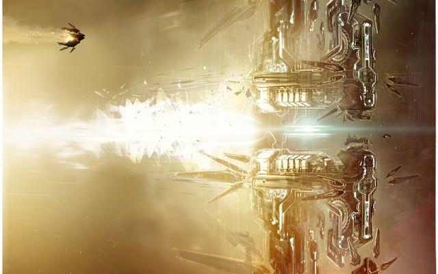 Концепт-арт «Восхождения Юпитера» - восхитительный глаз