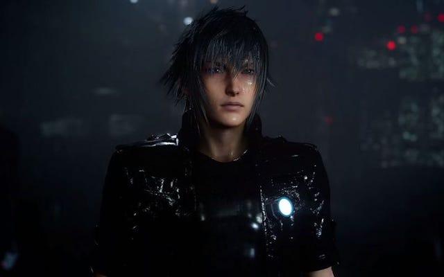 Sony et Square Enix développent une série télévisée d'action en direct Final Fantasy englobant toute la franchise