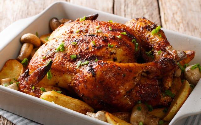 Come si cucina un tacchino del Ringraziamento?