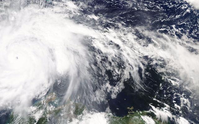 ハリケーンマシューはハイチに到着し、災害と洪水をもたらしました。彼のパッセージの写真