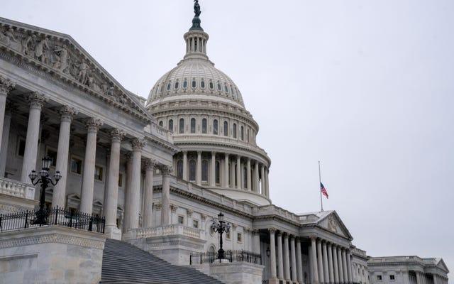 コーポレートアメリカは選挙人団の投票に反対した共和党議員への政治献金をキャンセルします