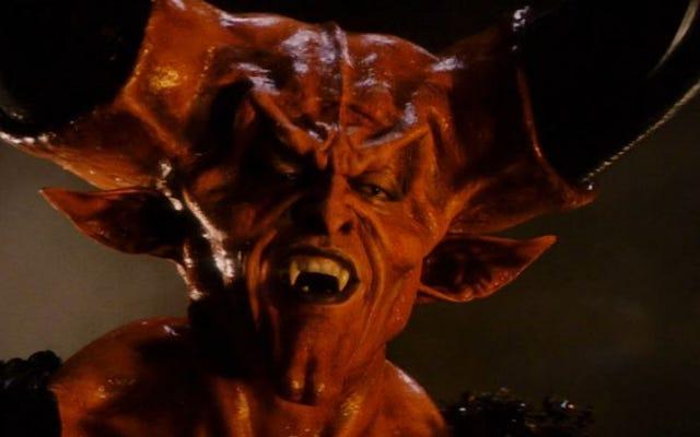 Dirty Dozen Go To Hellの映画は、「ハイコンセプト」が常に少し高くなる可能性があることを証明しています