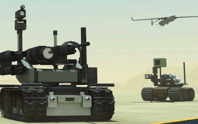 संयुक्त राष्ट्र इस पर बहस करेगा कि हत्यारे रोबोटों पर प्रतिबंध लगाया जाए या नहीं
