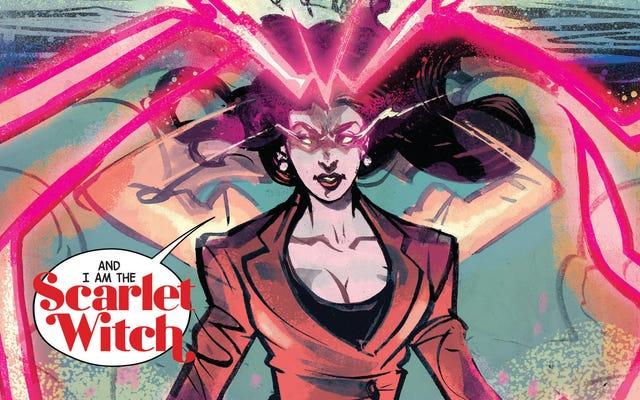 Ahora que WandaVision dijo el nombre de la Bruja Escarlata, esto es lo que significa