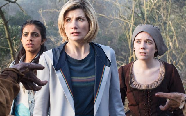 Amazon tình cờ phát trực tiếp tập tiếp theo của Doctor Who Days sớm