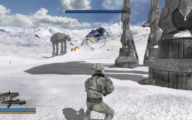 Pemain Membanting Star Wars Klasik: Server Battlefront 2 PC Setelah Multiplayer Online Kembali