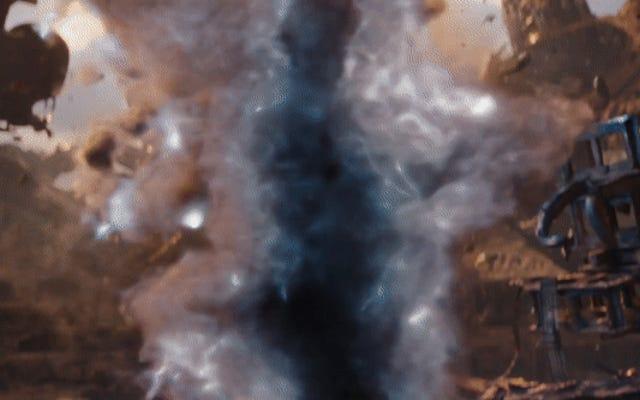 Concours Photoshop: Améliorez le look Avengers de Thanos: Infinity War