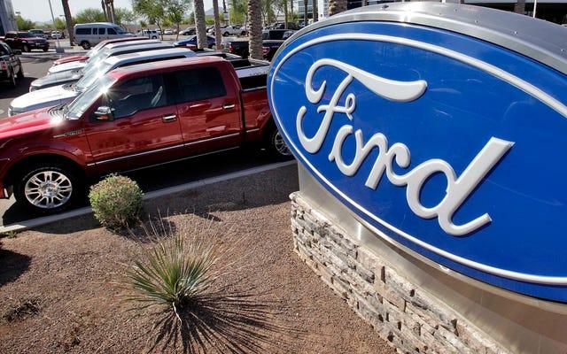 Ford annule une usine de 1,6 milliard de dollars au Mexique après que Trump a menacé General Motors