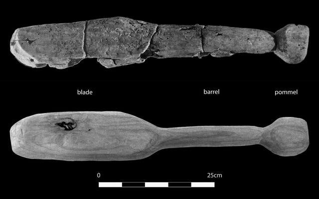 การทดลอง Morbid พิสูจน์ให้เห็นว่าอาวุธยุคหินนี้เป็นเครื่องบดหัวกะโหลกที่มีประสิทธิภาพ
