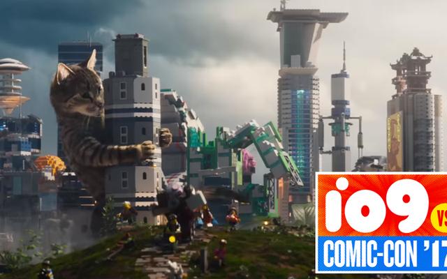 Después de este loco tráiler, nos morimos por ver la película de Lego Ninjago y estamos tan impactados como tú