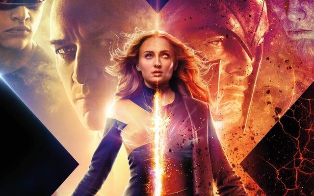 Dark Phoenix mengalami pembukaan terburuk dari film X-Men mana pun