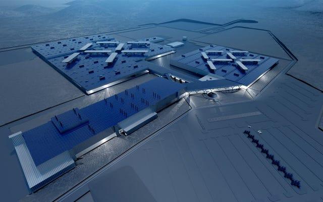 อนาคตฟาราเดย์ที่ได้รับการสนับสนุนจากจีนได้หยุดทำงานในโรงงานมูลค่าหลายพันล้านดอลลาร์ในเนวาดา