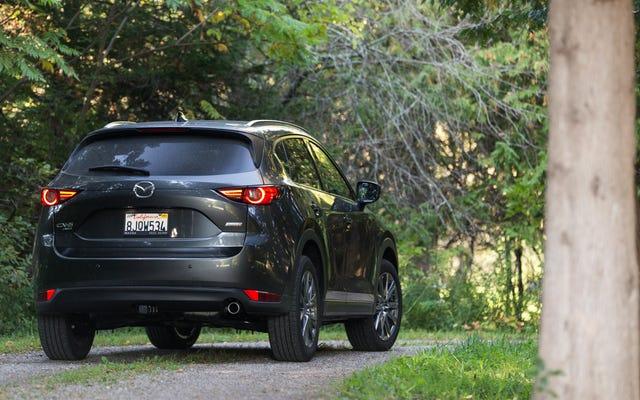 Que voulez-vous savoir sur le Mazda CX-5 Diesel 2019?