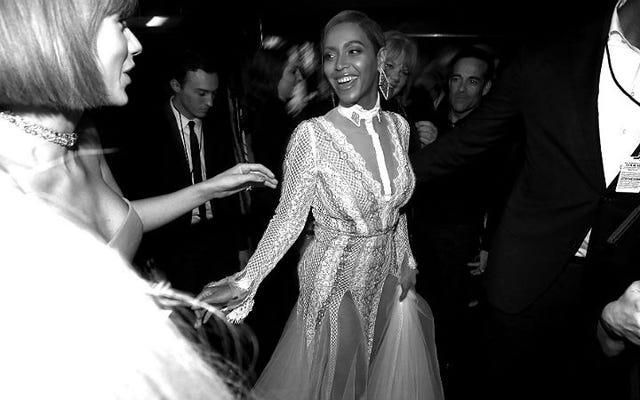 आश्चर्य: Beyoncé वास्तव में एक साक्षात्कार दिया! आश्चर्य की बात नहीं: वह फिर भी किसी तरह कुछ भी नहीं कहा