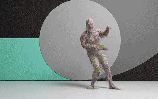 अदरवर्ल्डली एनिमेशन इन मोशन कैप्चर डांस मूव्स को और भी कमाल का बनाता है