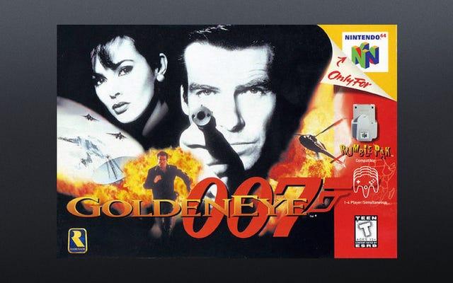 """Dormi sonni tranquilli, giocatori: il team originale di sviluppatori dietro """"GoldenEye 007"""" dispone di solidi conti di risparmio e può provvedere comodamente alle proprie famiglie"""