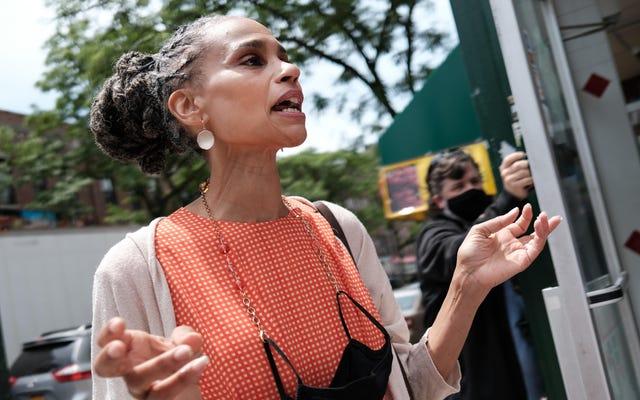 NYC Belediye Başkanı Umutlu Maya Wiley, İskenderiye Ocasio-Cortez'in Onayını Az önce İndi