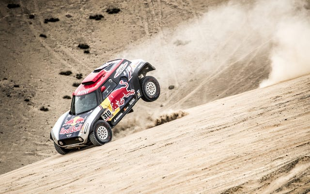 Questo fine settimana dà il via al miglior colpo d'America per vincere l'estenuante Rally Dakar