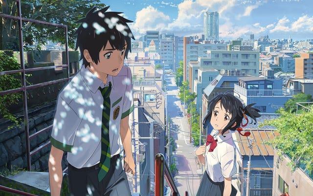 I 10 film anime di maggior successo nella storia giapponese