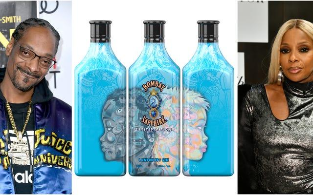 Gin and Juice: impulsadas por celebridades y causas negras, estas bebidas dan un nuevo significado a 'Buzzworthy'