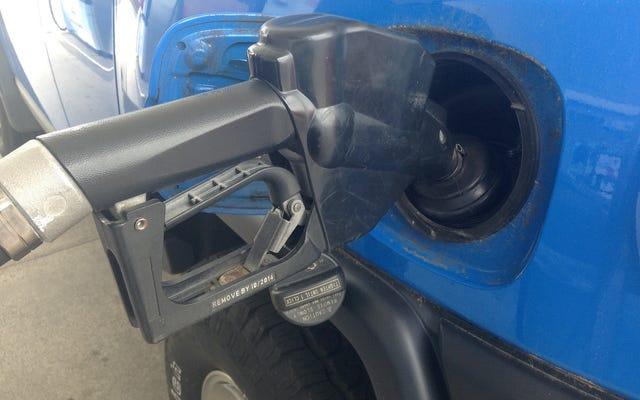 ガスが少ないときに車を絶対に使用してはいけない本当の理由