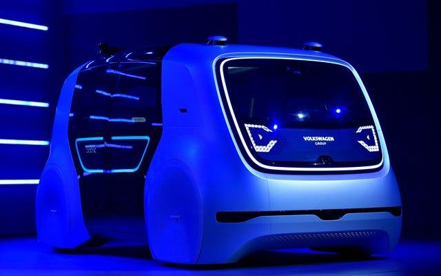 Рекламодатели будут наводнять ваш будущий беспилотный автомобиль рекламой, потому что, конечно, они это сделают.