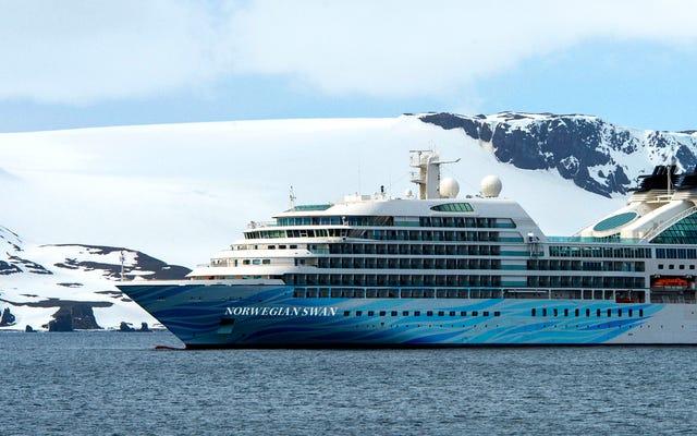 ノルウェージャンクルーズラインが北極圏の「今または決して」ツアーを紹介します