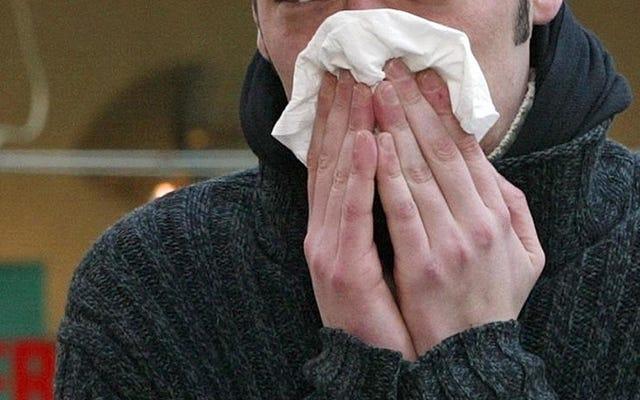 Nez bouché chronique lié à des changements dans l'activité cérébrale, selon une étude