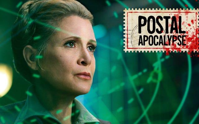 Comment Star Wars devrait gérer la mort de Carrie Fisher