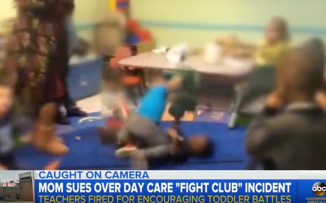 Mom Menuntut Penitipan Anak St. Louis karena Menjalankan 'Fight Club' Bayi