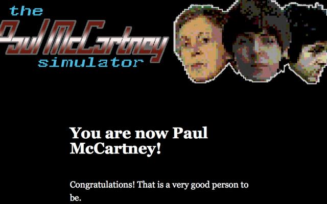 Chúng tôi sẽ không làm hỏng phần hay nhất của trò chơi Paul McCartney dựa trên văn bản này, nhưng hãy biết điều này: Quy tắc