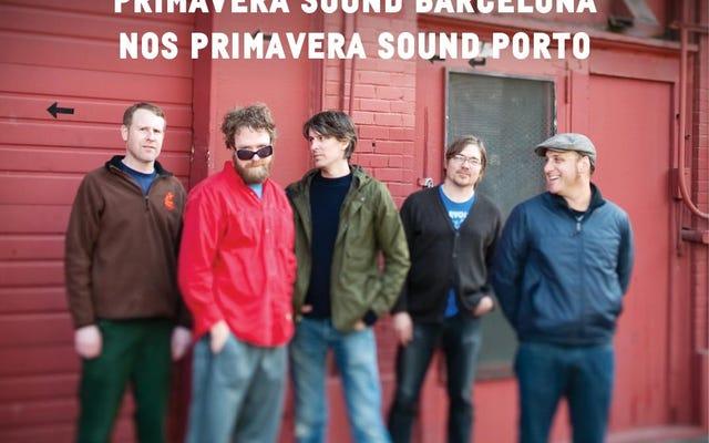 Pavement sta tornando insieme per un paio di date del festival 2020