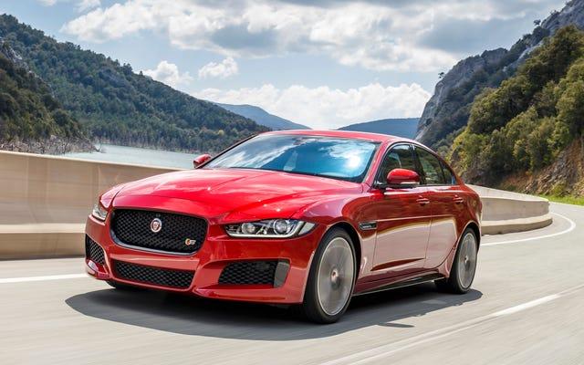 Jaguar może dawać sobie radę dzięki modelom V6 z doładowaniem; Wszystko jest źle; Nie ma Boga
