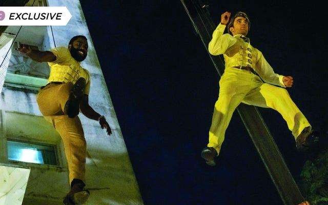 Echa un vistazo al principio de Christopher Nolan con este adelanto exclusivo de cómo se hizo