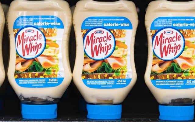 Internet ponownie otwiera odwieczną debatę Miracle Whip kontra majonez
