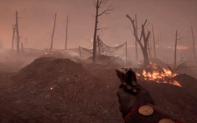 Nowe mapy Battlefield 1 w porównaniu z prawdziwym światem