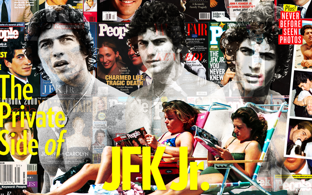 CHARMED LIFE, TRAGIC DEATH: JFK Jr. and the Last of the Great Magazine-Made Men