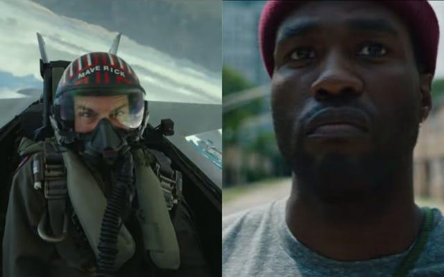 Muhtemelen bunu zaten anlamışsınızdır, ancak Top Gun: Maverick ve Candyman da gecikecek