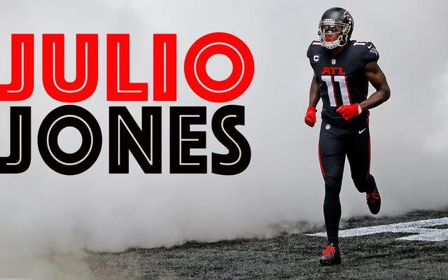 Con Julio Jones spedito a Titans, uno sguardo indietro ai memorabili accordi di ricevitore e chi li ha vinti