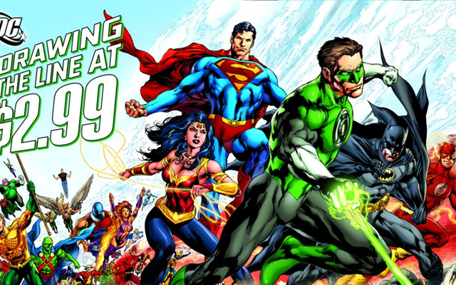 DC и Marvel меняют свои планы по созданию цифровых комиксов